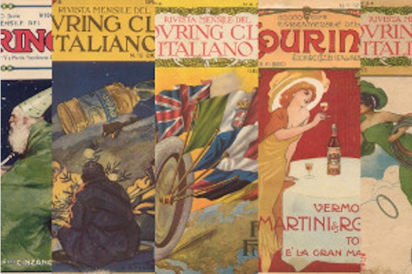 Touring Club Italiano Biblioteca Digitale